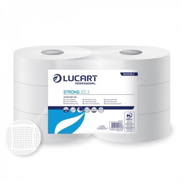 Lucart toalettpapír, 2 rtg., Cell, 23cm, 6db/cs