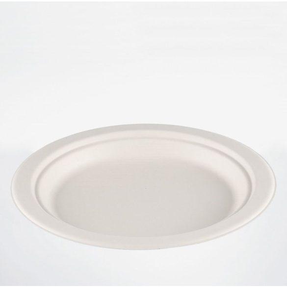 Cukornád tányér kerek Ø22cm ISAP 50db/cs 8cs/#