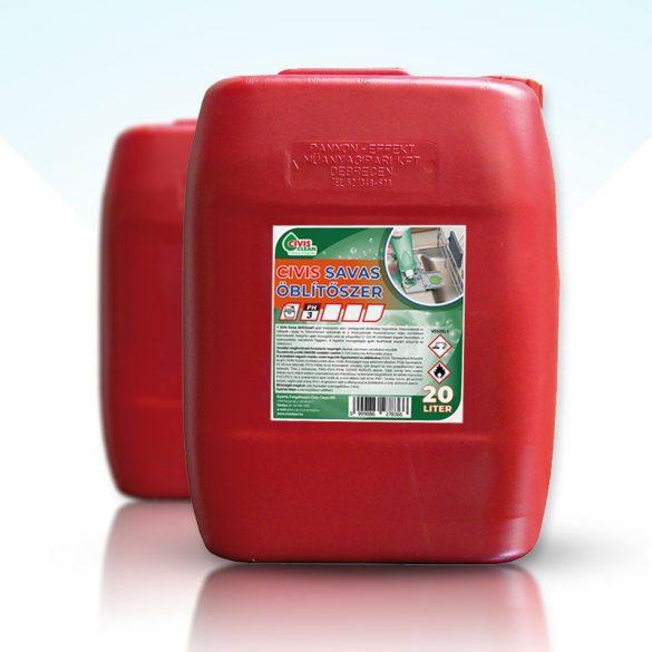 Civis Savas öblítőszer 20 liter